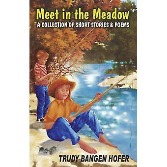 Treffen Sie auf der Wiese eine Sammlung von Kurzgeschichten Gedichte von Bangen Hofer & Trudy