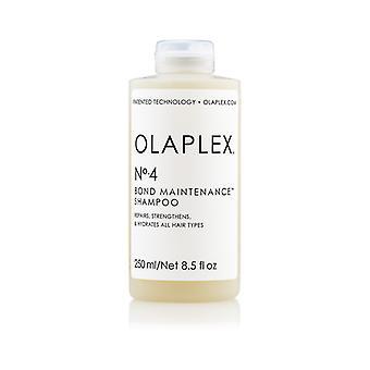 Shampooing d'entretien d'obligation d'Olaplex no 4 250ml