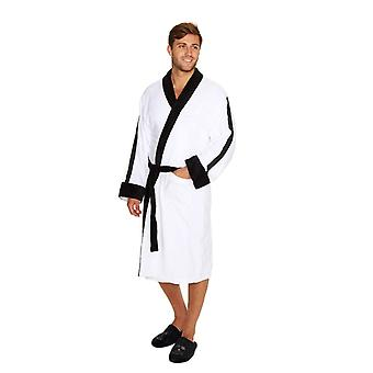Star Wars Stormtrooper Embossed Adult Fleece Dressing Gown  - ONE SIZE