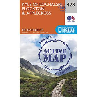 Kyle of Lochalsh - Plockton and Applecross (September 2015 ed) by Ord