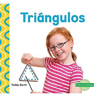 Triangulos (Triangles) by Teddy Borth - 9781624026201 Book