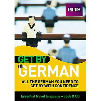 Get by in German Pack - 9781406612622 Book