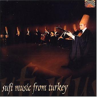Emad Sayyah - Sufi muziek uit Turkije [CD] USA import
