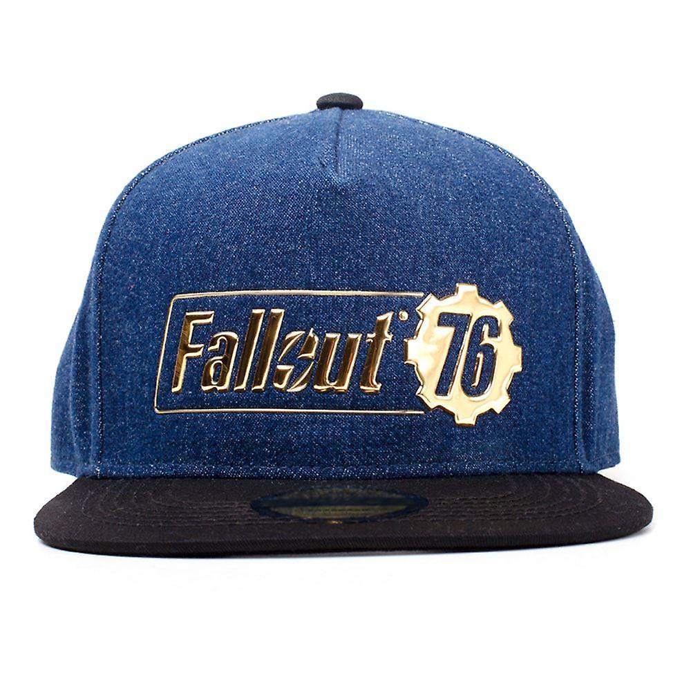 Difuzed Fallout - Fallout 76 Logo Badge Snapback (SB320037FAL)
