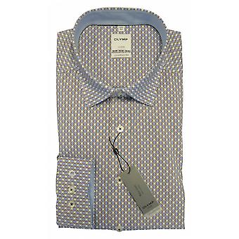 OLYMP Olymp Formal Patterned Shirt