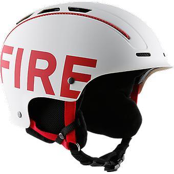 النار بوغنر + Freeride الجليد الأبيض