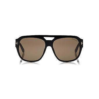 Tom Ford Shiny Black Bachardy Sunglasses