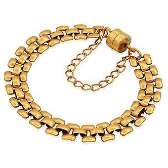 Alex und Ani Womens Glam Magnetic Armband Rafaelian Gold