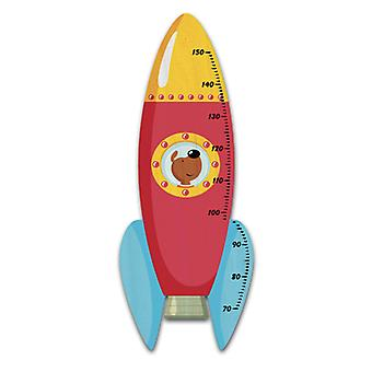 Weizenkorn Growth meter rocket with dog wood