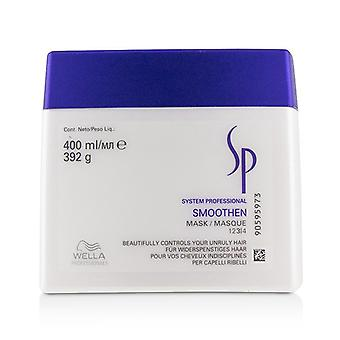 Wella SP Smoothen Mask (para cabelos indisciplinados) 400ml/13,33 oz