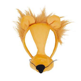 Bristol Nowość Unisex Lion Mask Na opaskę z dźwiękiem