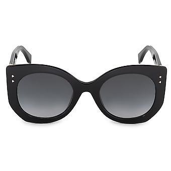 Fendi Peekaboo FF 0265/S 807/9O 52 Cat Eye Sunglasses