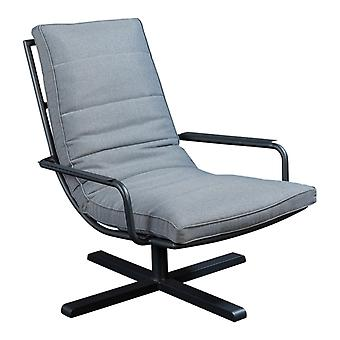 Plage7 - France Papagayo Lounge Chair Armrest - France  Mystic Grey - France