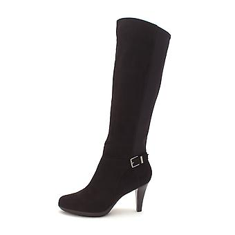 أحذية أزياء العجل منتصف إصبع اللوز فينوس النسائي الفاني