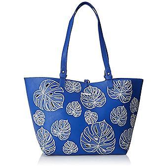 Desigual Bols_attalea Capri - Donna Blau Shoulder Bags (Navy) 28x13x30cm (B x H T)