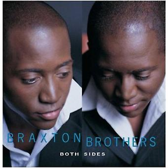 Braxton Brothers - Both Sides [CD] USA import