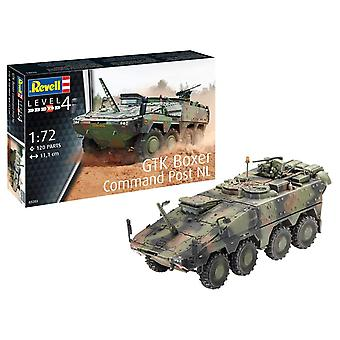Revell 3283 GTK Boxer Command Post NL , Multicolor, 1/72 Kit Modelo de Plástico