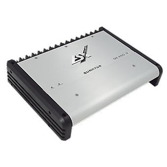 ESX quantum Amplifire QE-450.2, 2-channel amplifier with 900 Watts Max, new