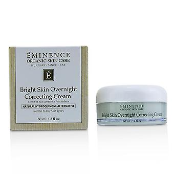 Eminence Bright Skin Overnight Correcting Cream - Normal To Dry Skin - 60ml/2oz