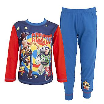 Pixar Toy Story 4 Childrens/Kids Top & Bottoms Pyjama Set