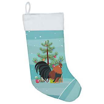 Carolines Treasures  BB9203CS Dutch Bantam Chicken Christmas Christmas Stocking