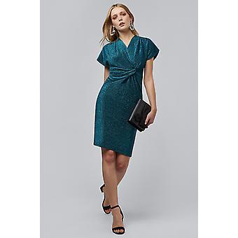 Louche Shaela Turquoise Dress