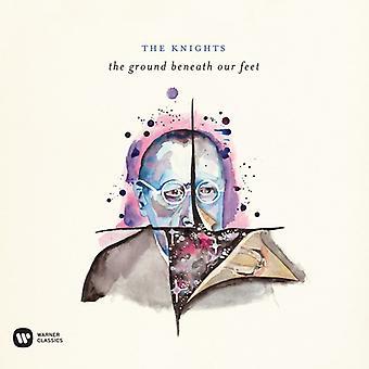 Reich / Bach / Stravinksy / Knights - Ground Beneath Our Feet [CD] USA import