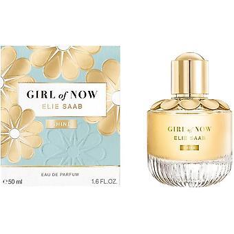 Elie Saab chica de ahora shine Eau De Perfume para su
