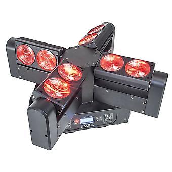 AFX Light Afx Blade-8fx Multi Beam Dmx Efecto