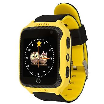 Q529 smartwatch for children with GPS-yellow