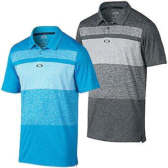 Oakley Golf Herren Bristol Performance Tech Polo Shirt
