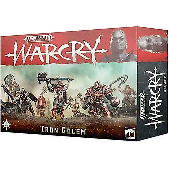 Games Workshop Warhammer Age of Sigmar - Warcry: Iron Golem