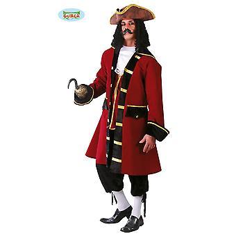 Capitaine pirate Costume pirate Pirate Costume Monsieur costume unique taille