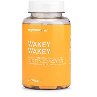 Wakey Wakey (30 Tablets) - Myvitamins
