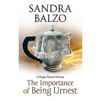 Importance of Being Urnest by Sandra Balzo