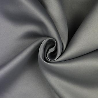 Mcalister textiles minéraux argent gris blackout tissu rideau