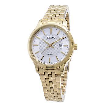 Seiko Neo Classic SUR646 SUR646P1 SUR646P Cuarzo Analógico Mujeres's Reloj