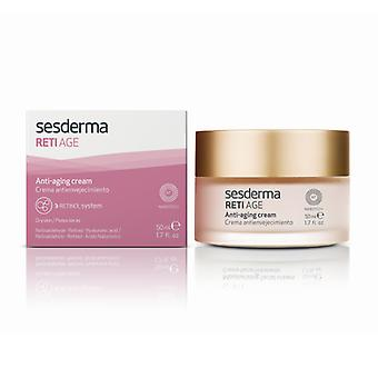 Anti-Wrinkle Cream Reti-age Sesderma Dry skin (50 Ml)