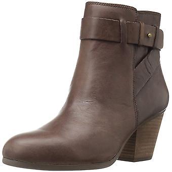 Aerosoles dame uundgåelig læder mandel tå ankel mode støvler