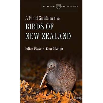 دليل ميداني لطيور نيوزيلندا بقلم جوليان فيرتدون ميرتون