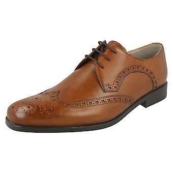 Mens Clarks Formal Brogues Amieson Limit