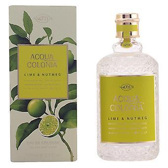Unisex Perfume Acqua 4711 EDC Lime & Nutmeg/50 ml