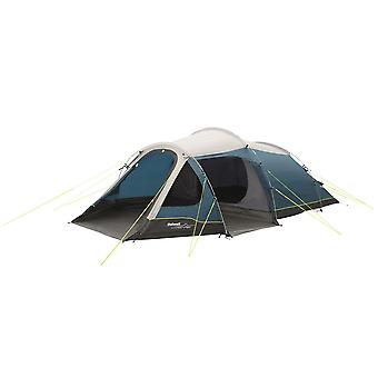 Outwell Earth 4 Encounter 4 Man Tunnel Tent Blue