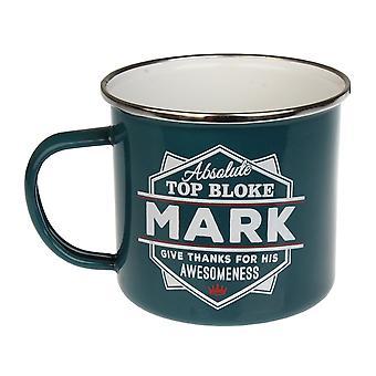 History & Heraldry Mark Tin Mug 62