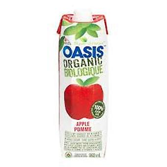 Oasis Organic Apple -( 355 Ml X 15 Bottiglie )
