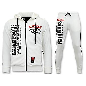 Jogginganzug - Mcgregor Notorious Sport Set - weiß