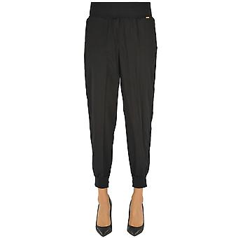 Nenette Ezgl266105 Women's Black Cotton Pants