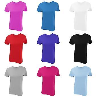 Gildan damas/mujeres Premium algodón RS t-shirt