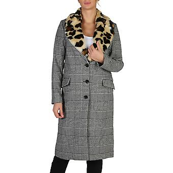 Guess Original Women Fall/Winter Coat - Black Color 38247