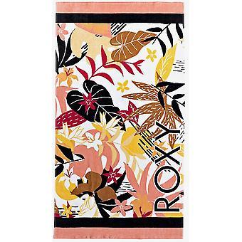 Roxy Perfect Inspiration Beach Towel in Bright White Nirantara